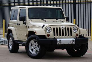 2011 Jeep Wrangler Sahara* Auto* Hard Top* 4x4* | Plano, TX | Carrick's Autos in Plano TX