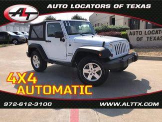 2011 Jeep Wrangler Sport in Plano, TX 75093