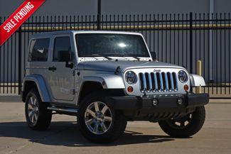 2011 Jeep Wrangler in Plano TX