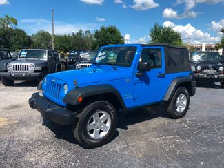 2011 Jeep Wrangler Sport Riverview, Florida