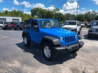 2011 Jeep Wrangler Sport Riverview, Florida 11