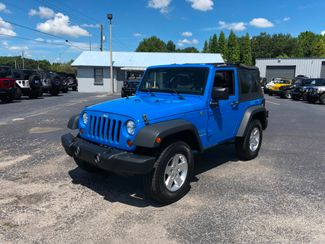 2011 Jeep Wrangler Sport Riverview, Florida 8