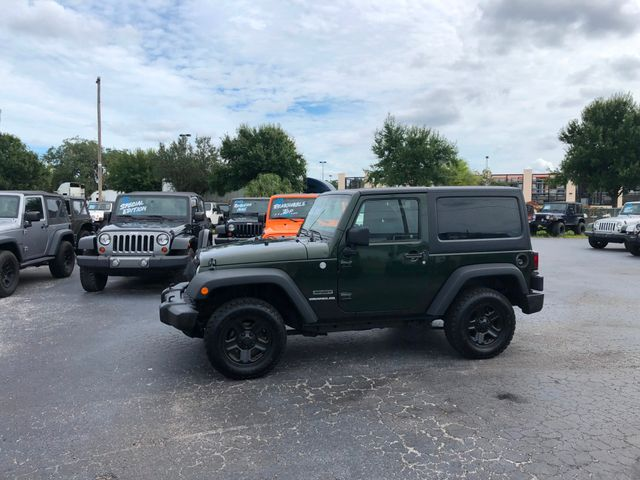 2011 Jeep Wrangler Sport Riverview, Florida 5