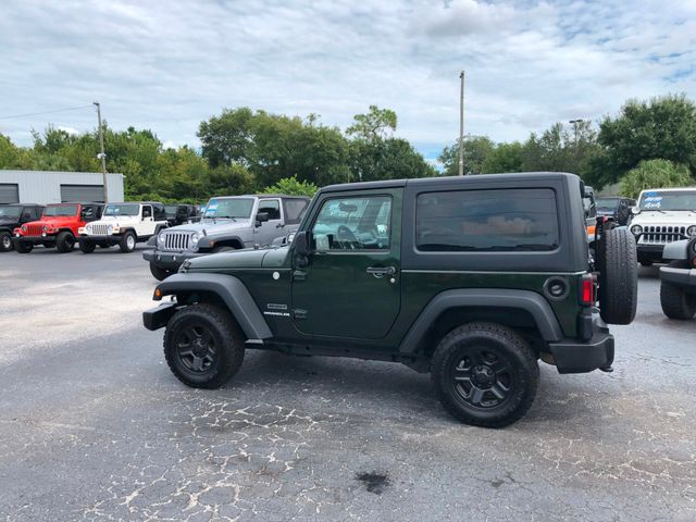 2011 Jeep Wrangler Sport Riverview, Florida 6
