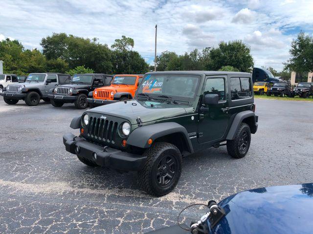 2011 Jeep Wrangler Sport Riverview, Florida 8