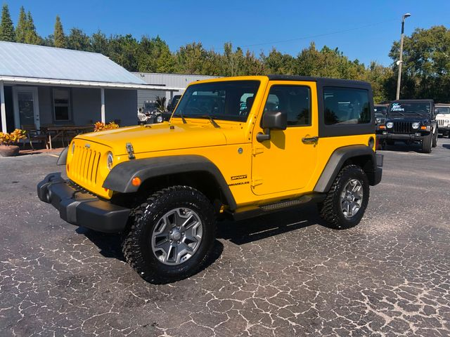 2011 Jeep Wrangler Sport in Riverview, FL 33578