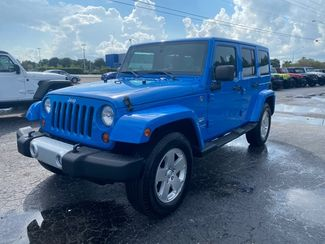 2011 Jeep Wrangler Unlimited Sahara in Riverview, FL 33578