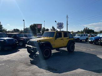 2011 Jeep Wrangler Unlimited Sport in Riverview, FL 33578