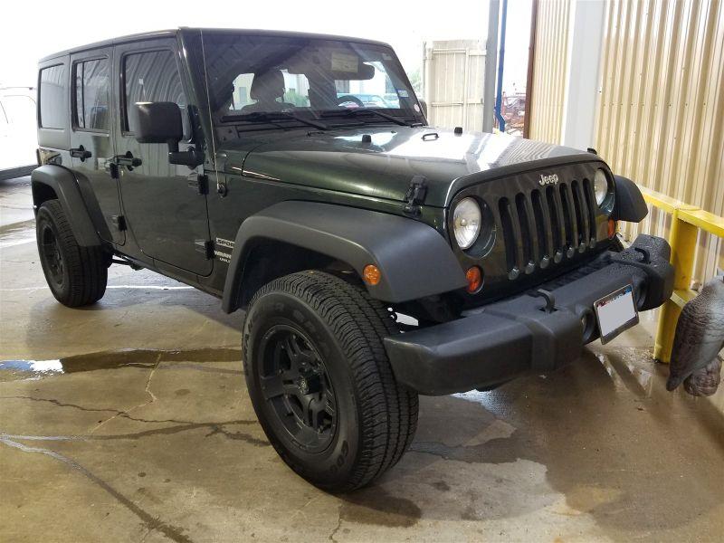 2011 Jeep Wrangler Unlimited Sport in Rowlett, Texas