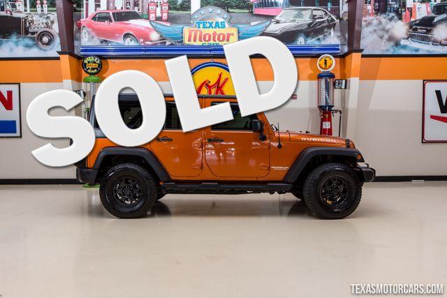 2011 Jeep Wrangler Unlimited Rubicon 4X4