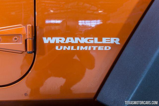 2011 Jeep Wrangler Unlimited Rubicon 4X4 in Addison Texas, 75001