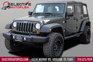 2011 Jeep Wrangler Unlimited, Manual Transmission Rubicon, Navigation, Heated Seats in Addison, TX 75001