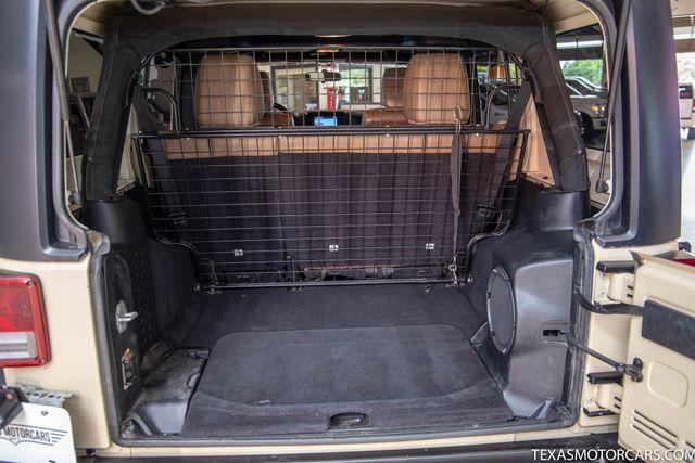 2011 Jeep Wrangler Unlimited Rubicon 4x4 in Addison, Texas 75001