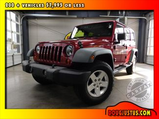 2011 Jeep Wrangler Unlimited Sport in Airport Motor Mile ( Metro Knoxville ), TN 37777