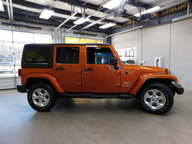 2011 Jeep Wrangler Unlimited Sahara in Airport Motor Mile ( Metro Knoxville ), TN 37777
