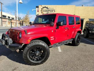2011 Jeep Wrangler Unlimited Sahara in Albuquerque, NM 87106