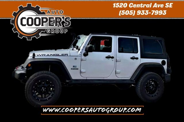 2011 Jeep Wrangler Unlimited Sport in Albuquerque, NM 87106
