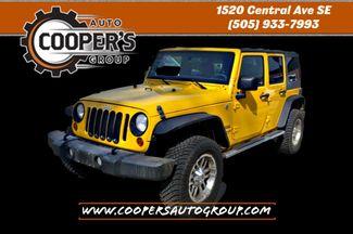 2011 Jeep Wrangler Unlimited Sport in Albuquerque, NM 87106
