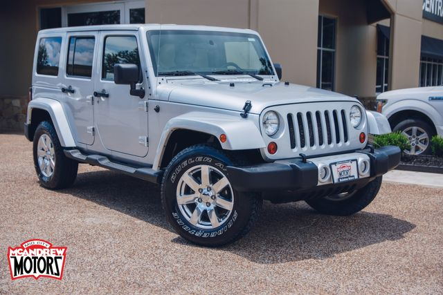 2011 Jeep Wrangler Unlimited 70th Anniversary