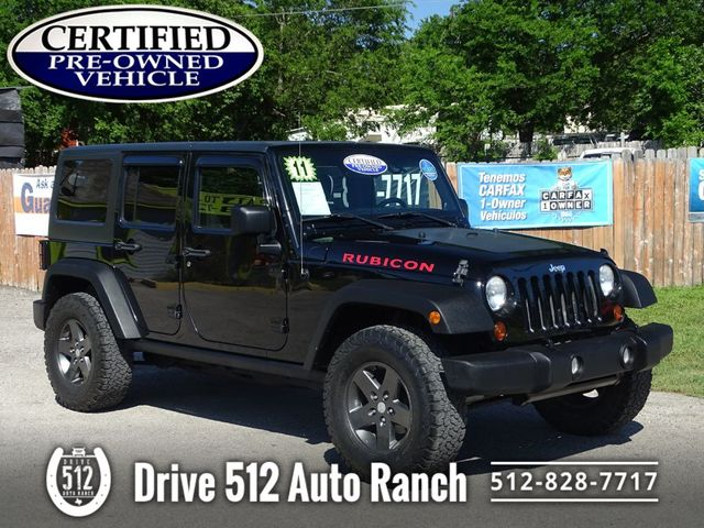 2011 Jeep Wrangler Unlimited Rubicon in Austin, TX 78745