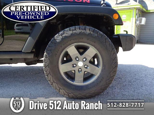 2011 Jeep Wrangler Unlimited Rubicon in Austin, TX 78745