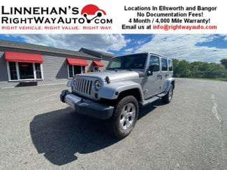2011 Jeep Wrangler Unlimited 70th Anniversary in Bangor, ME 04401