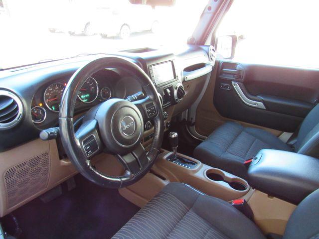 2011 Jeep Wrangler Unlimited Sahara 4X4 Bend, Oregon 6
