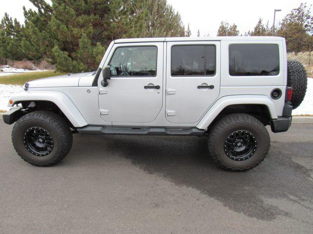 2011 Jeep Wrangler Unlimited Sahara 4X4 Bend, Oregon 1