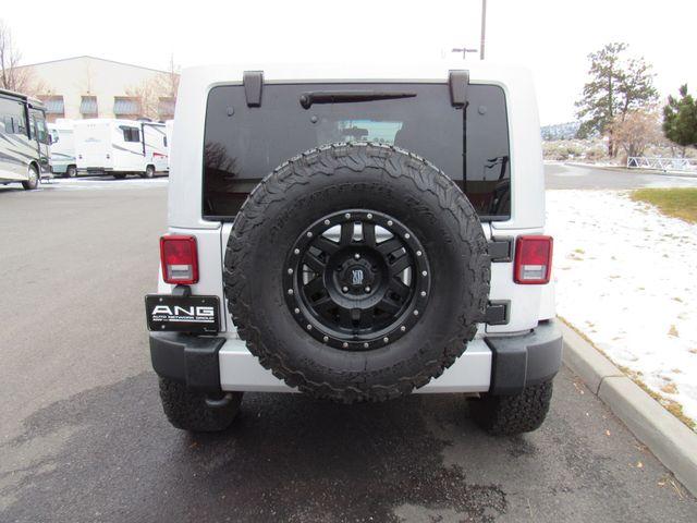 2011 Jeep Wrangler Unlimited Sahara 4X4 Bend, Oregon 2