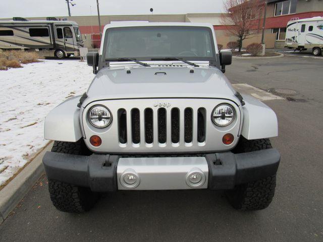 2011 Jeep Wrangler Unlimited Sahara 4X4 Bend, Oregon 4