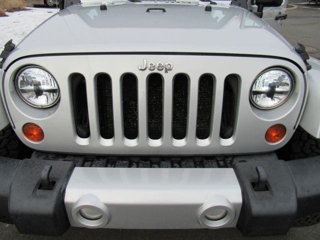 2011 Jeep Wrangler Unlimited Sahara 4X4 Bend, Oregon 5