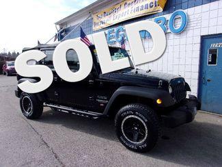2011 Jeep Wrangler Unlimited Sport in Bentleyville, Pennsylvania 15314