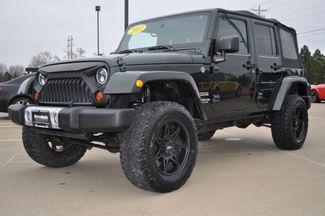 2011 Jeep Wrangler Unlimited Sport in Bettendorf/Davenport, Iowa 52722