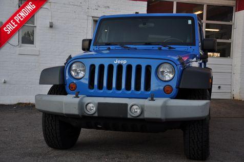 2011 Jeep Wrangler Unlimited Sport in Braintree