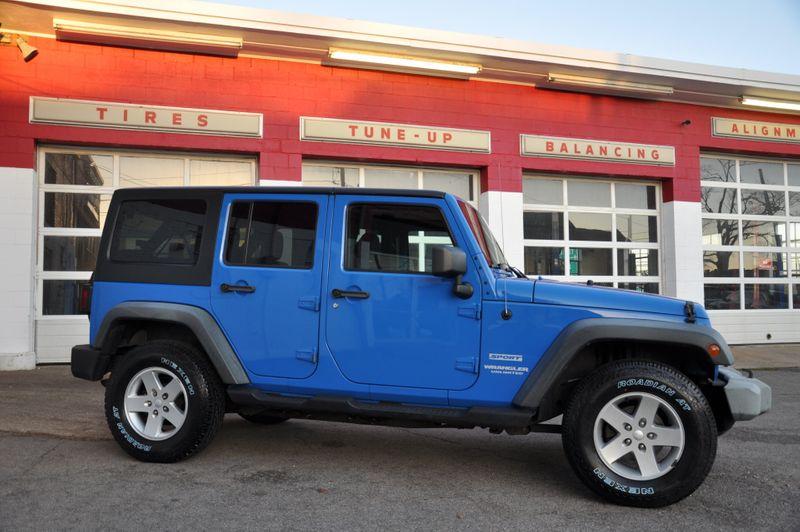 2011 Jeep Wrangler Unlimited Sport  city MA  Beyond Motors  in Braintree, MA