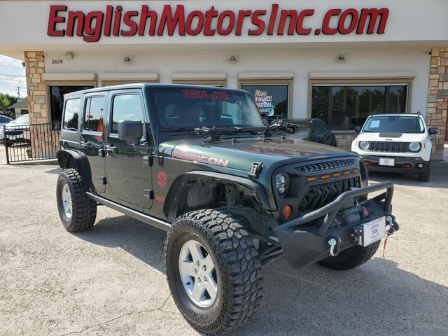 2011 Jeep Wrangler Unlimited Rubicon in Brownsville, TX 78521
