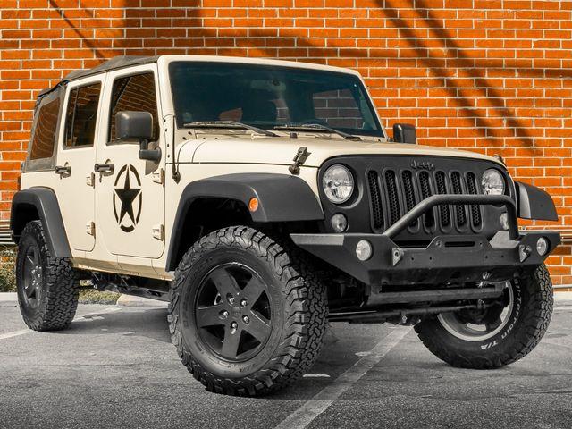 2011 Jeep Wrangler Unlimited Sport Burbank, CA 1