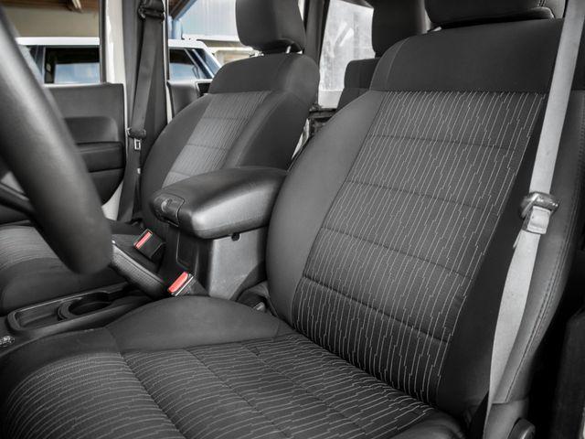 2011 Jeep Wrangler Unlimited Sport Burbank, CA 10