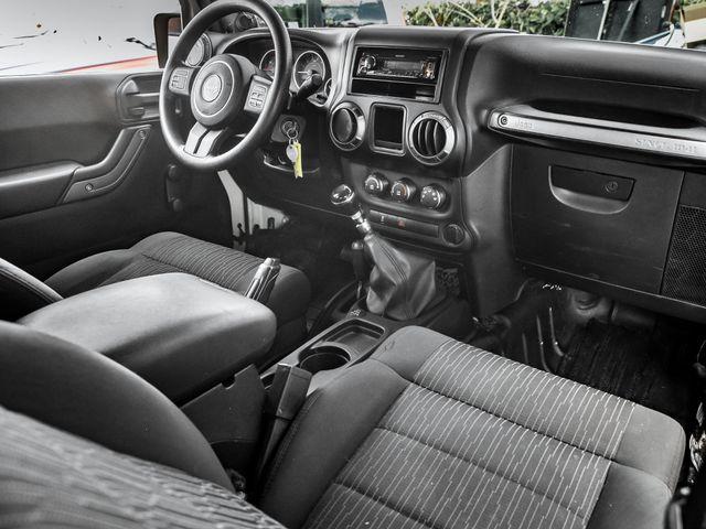 2011 Jeep Wrangler Unlimited Sport Burbank, CA 11