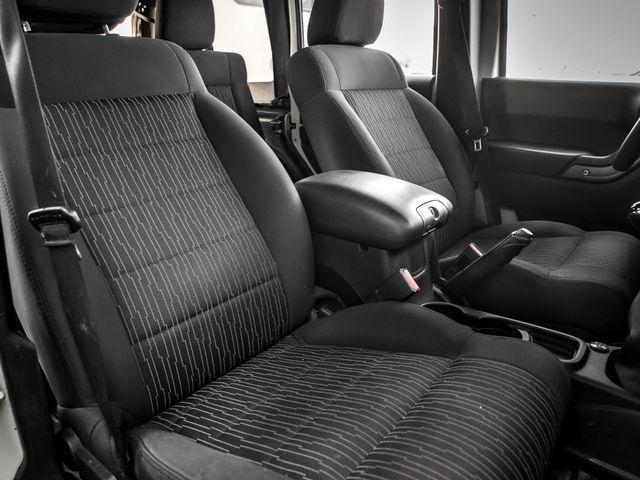 2011 Jeep Wrangler Unlimited Sport Burbank, CA 12