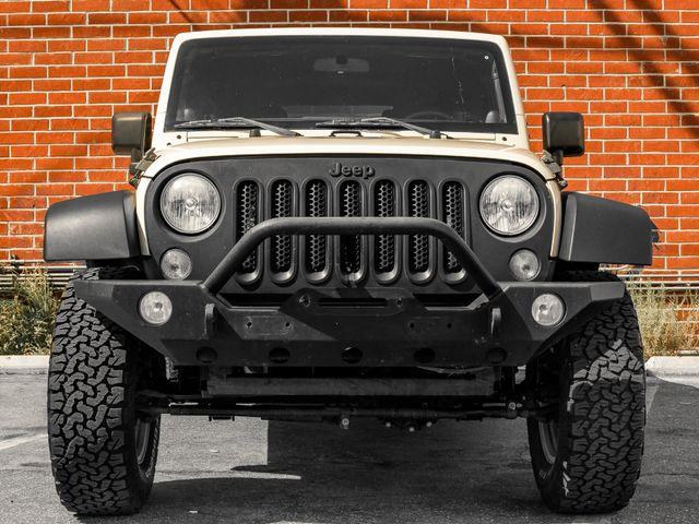 2011 Jeep Wrangler Unlimited Sport Burbank, CA 2