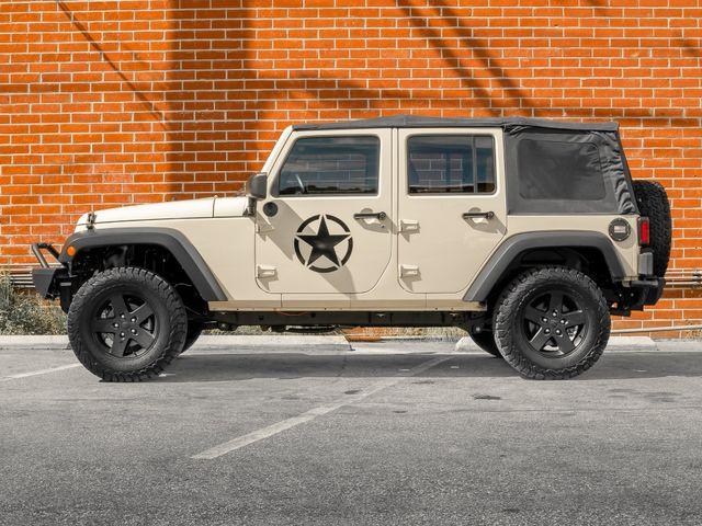 2011 Jeep Wrangler Unlimited Sport Burbank, CA 5
