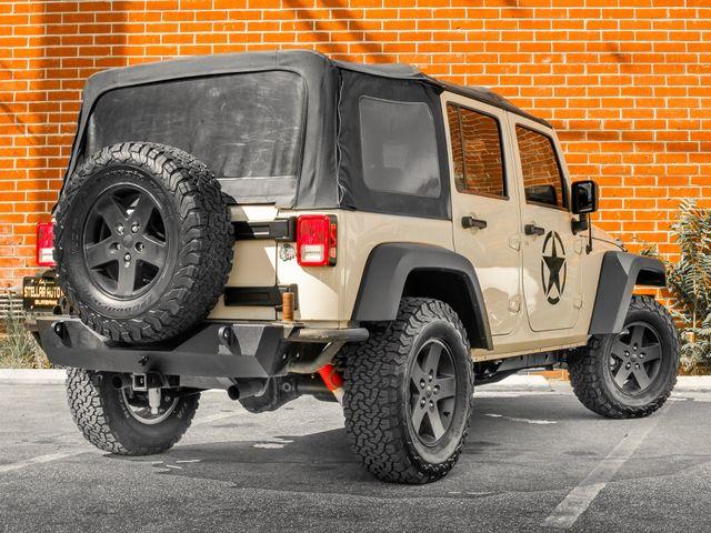 2011 Jeep Wrangler Unlimited Sport Burbank, CA 6
