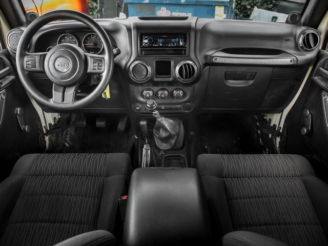 2011 Jeep Wrangler Unlimited Sport Burbank, CA 8