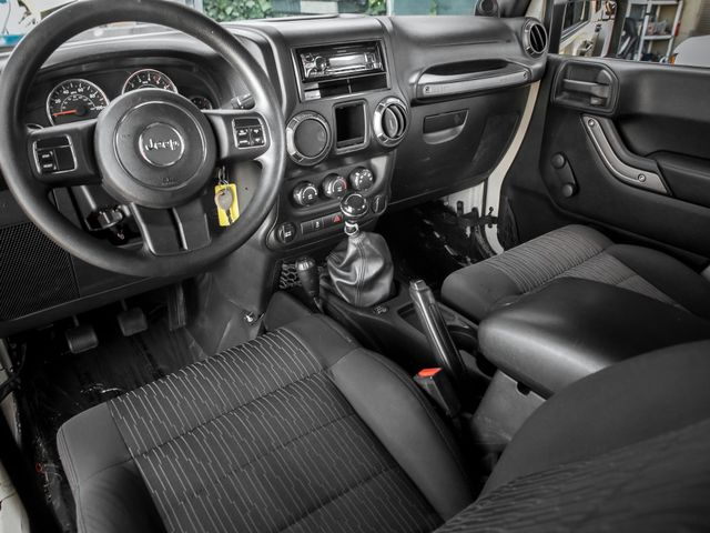 2011 Jeep Wrangler Unlimited Sport Burbank, CA 9