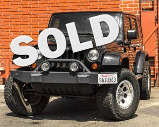 2011 Jeep Wrangler Unlimited 70th Anniversary Burbank, CA