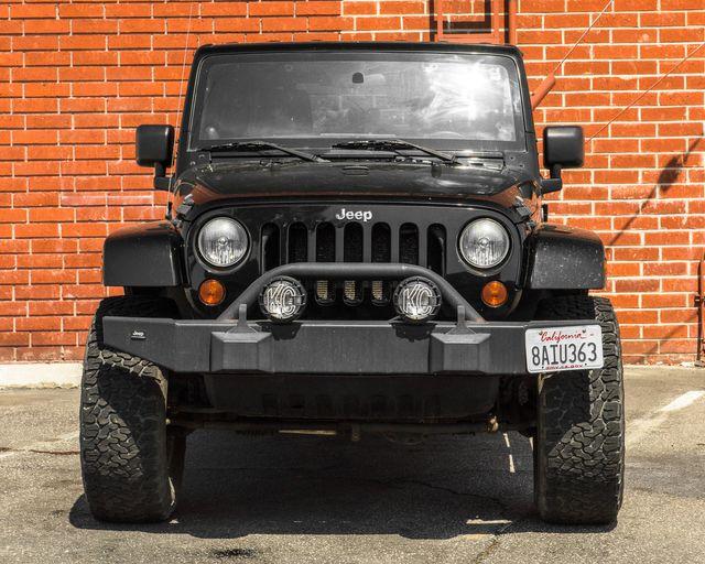 2011 Jeep Wrangler Unlimited 70th Anniversary Burbank, CA 1