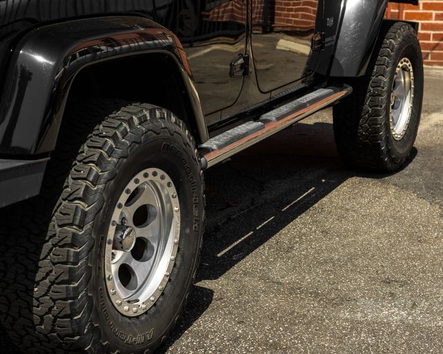 2011 Jeep Wrangler Unlimited 70th Anniversary Burbank, CA 11