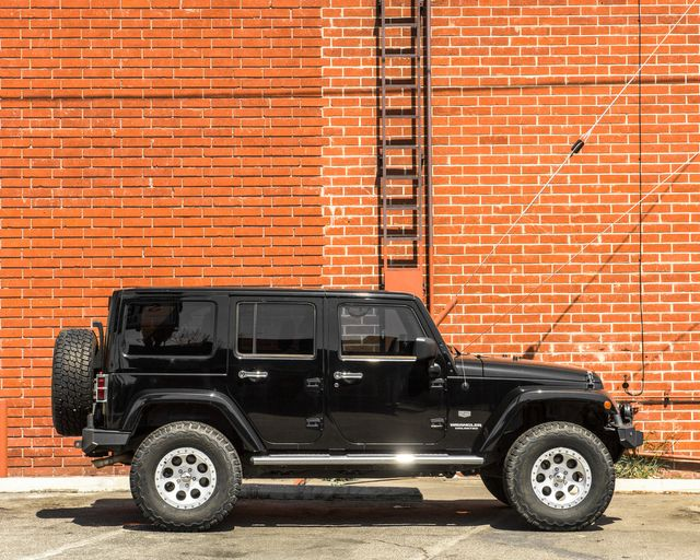 2011 Jeep Wrangler Unlimited 70th Anniversary Burbank, CA 3