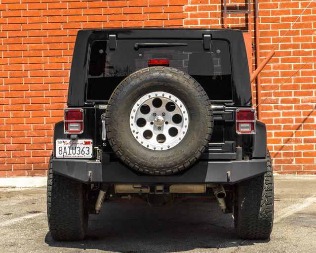 2011 Jeep Wrangler Unlimited 70th Anniversary Burbank, CA 6